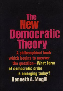Book Image - The New Democratic Theory